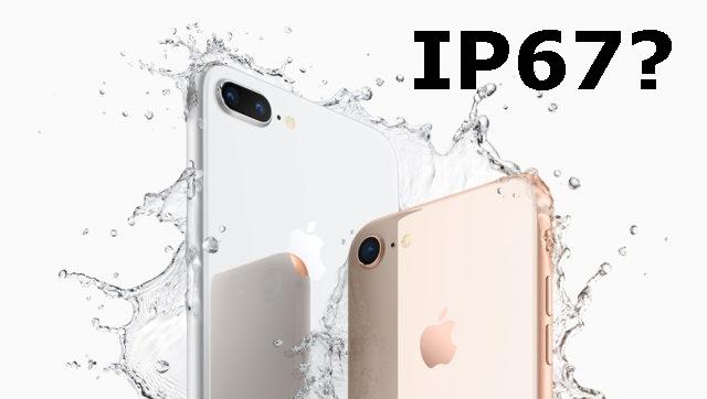 IP67 - iPhone