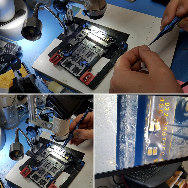 iPhone 7 PLUS moederbord reparatie