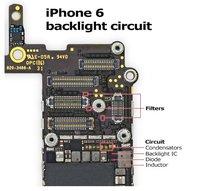 iPhone scherm blijft zwart (Backlight probleem)